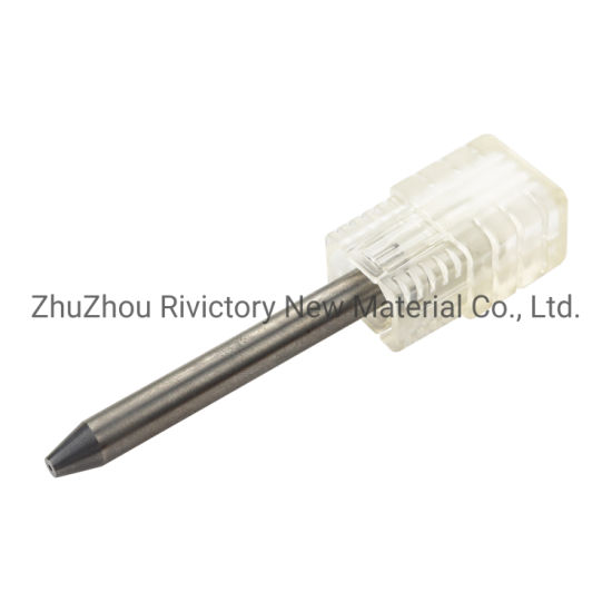 HRC55 4 Flutes Carbide Square End Mill Cutting Tool