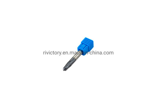 RV-End Mills for High Hardness