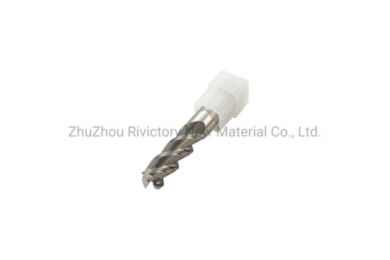 DIN JIS Standard for Precision Industry Solid Carbide End Mill