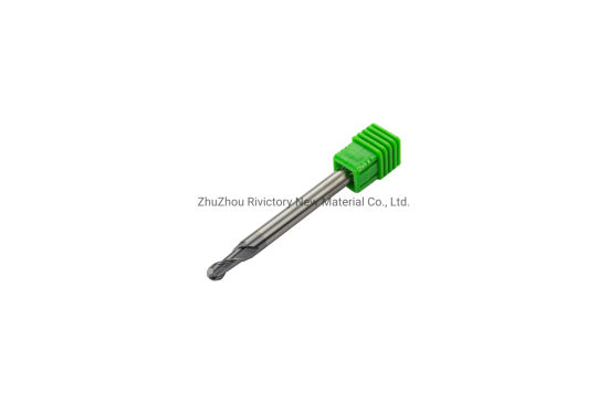 Standard Cutting Tools Carbide Square End Mill for Aluminum